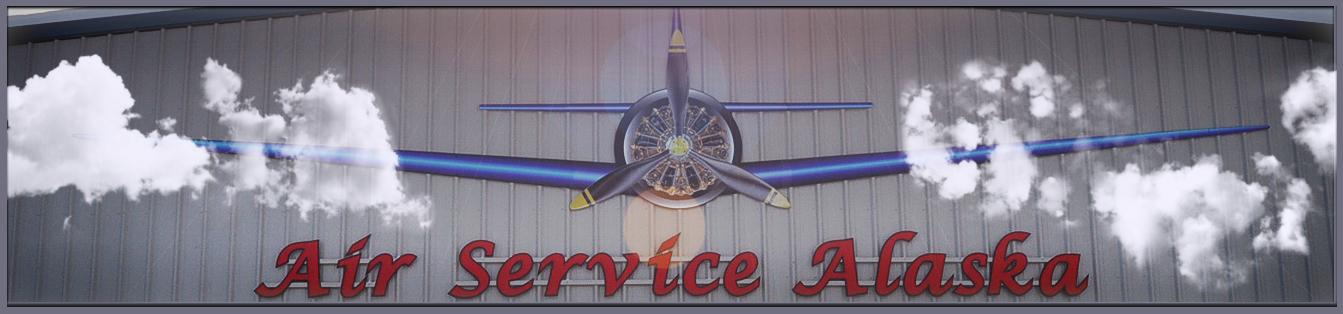 Air Service Alaska-Banner